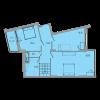 Мініатюра об'єкта 5-кім. квартира, 9-10 поверх