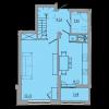 Мініатюра об'єкта 4-кім. квартира, 9-10 поверх
