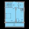 Мініатюра об'єкта 3-кім. квартира, 9-10 поверх