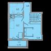 Мініатюра об'єкта 2-кім. квартира, 9-10 поверх