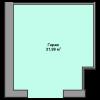Мініатюра об'єкта Гараж, 31,99