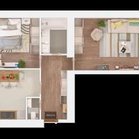 """Мініатюра - Пропонуємо Вам ознайомитися з візуалізацією квартир в ЖК """"СХІДНА БРАМА"""""""